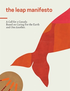 leap manifesto cover