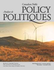 canadian-public-policy-42-issue-s1-cover
