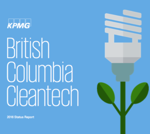 BC cleantech cover