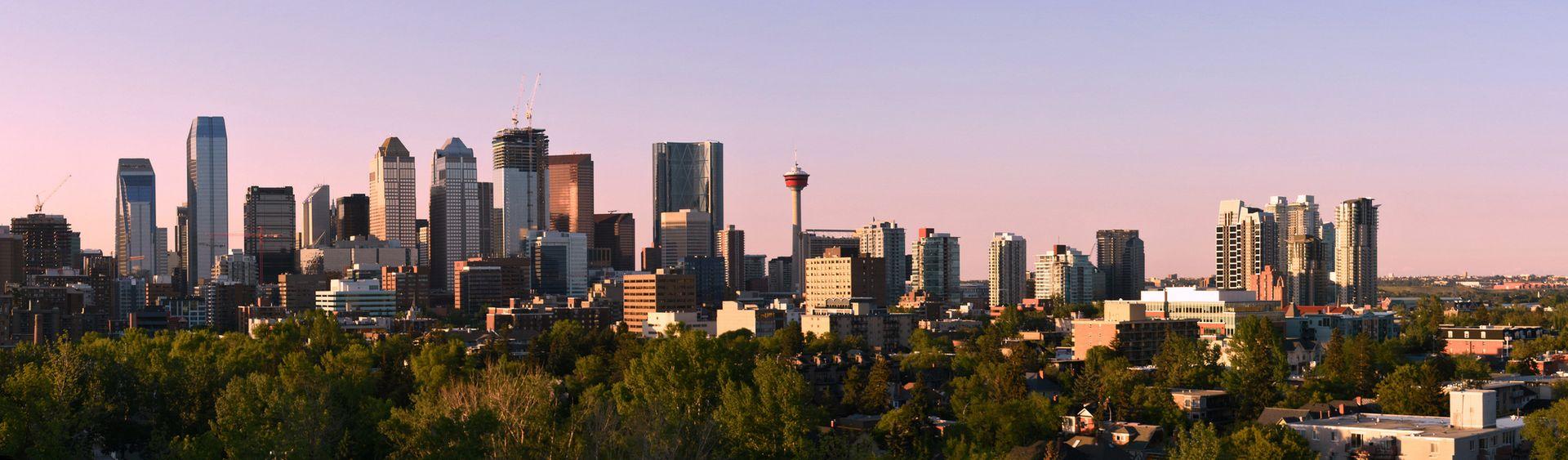 Calgary_skyline _Kevin_Cappis