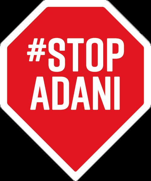 Stop-Adani-Logo