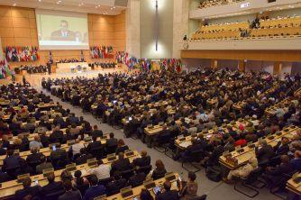 ILO 2017 conference