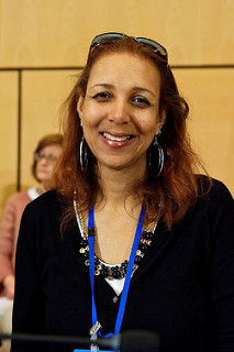 marie walker ILO VP 2017