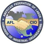 afl cio seal