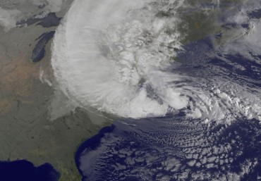 Hurricane Sandy Oct 29 2012