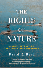 boyd cover the rights of nature
