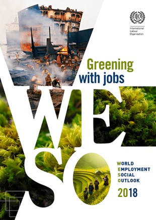 Ilo Report Projects 18 Million Net New Jobs In A Green Economy And