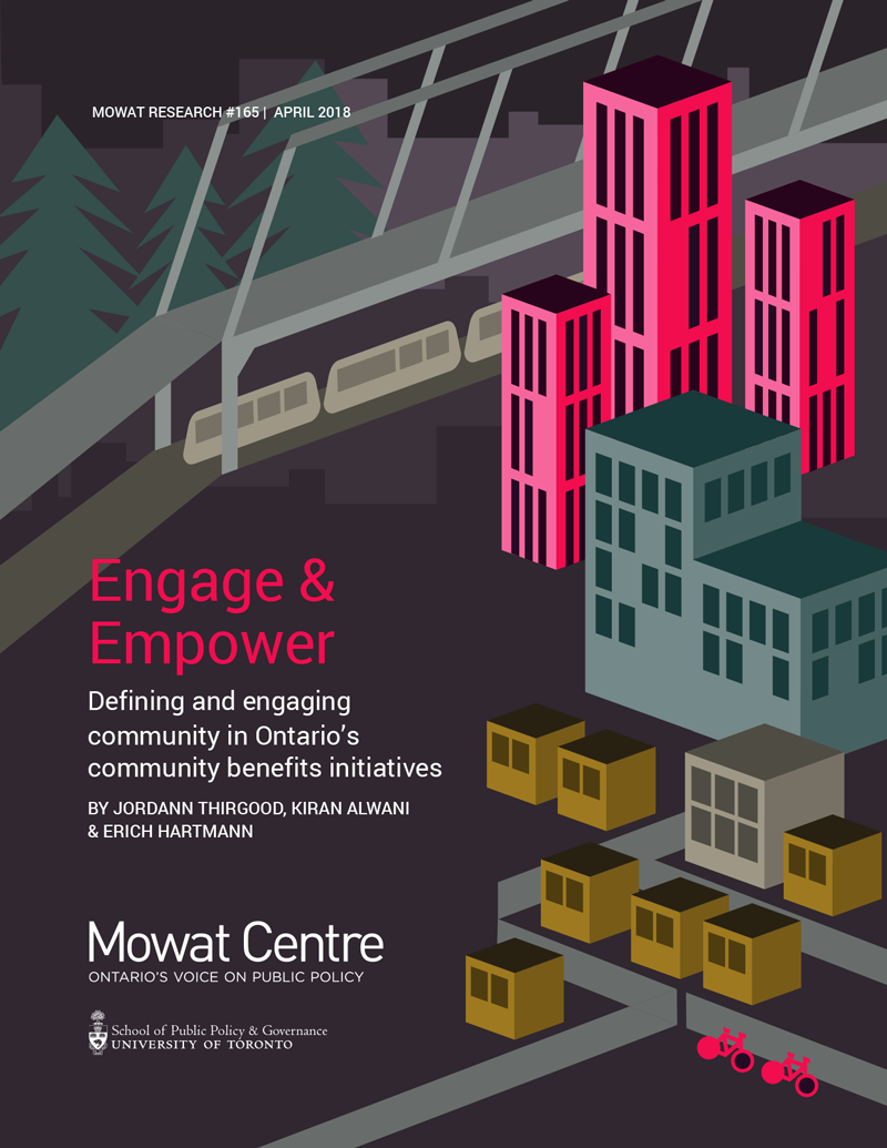 Mowat report community benefits agreements