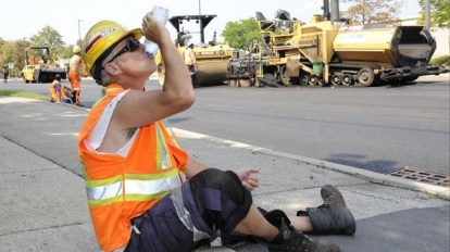 construction drinking water