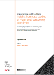 coal transitions report sept 2018