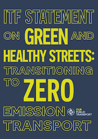 ITF statement 2018 green-and-healthy-streets