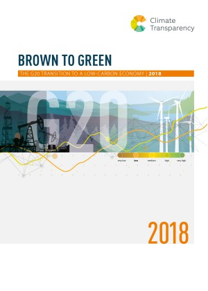 brown to green 2018