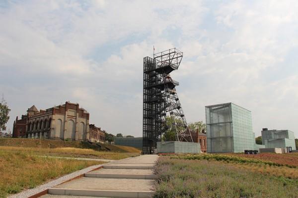 Katowice coal museum