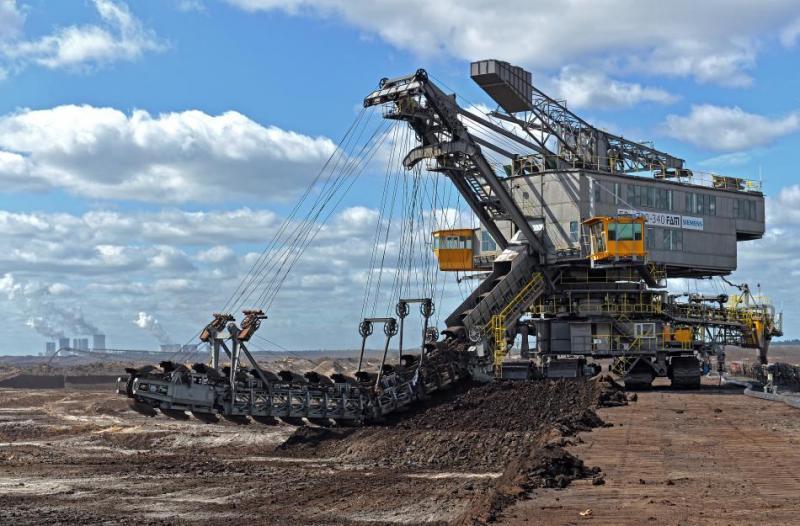 coal machine germany