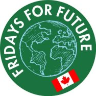 fridays for future canada logo