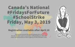 canada may 3 climate strike
