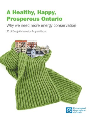 ECO 2019 health happy prosperous Ontario cover