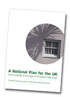 UK Green New Deal cover