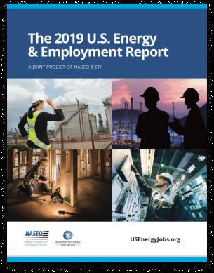 US energy jobs report 2019