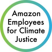 Amazon employees logo