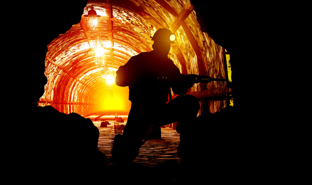 coal miner germany