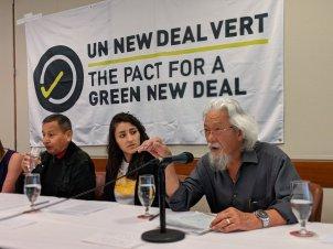 SUZUKI green new deal
