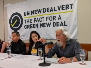 SUZUKI green new deal