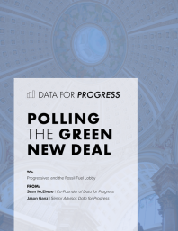 polling the green new deal