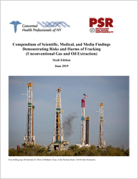 compendium re fracking