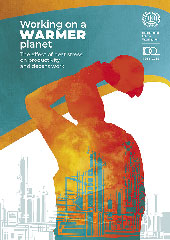 ILO warmer planet cover