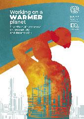 ILO warmer planet cover