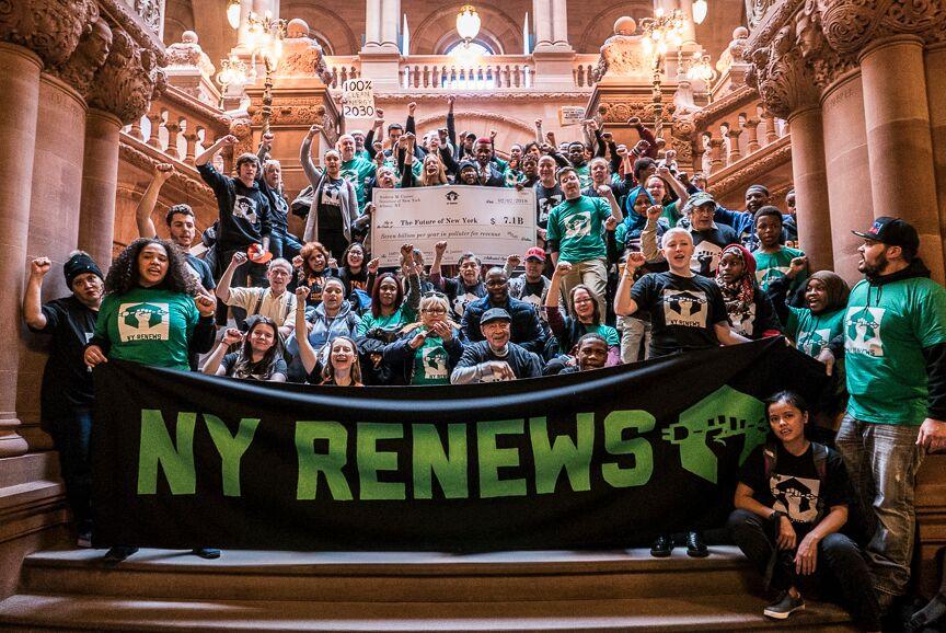 New YorK Renews