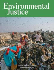 environmental justice social workers