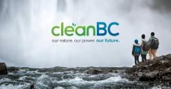 cleanbc logo