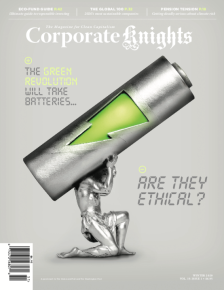 Corporate knights cover 2020