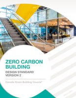 zero carbon building stnadard