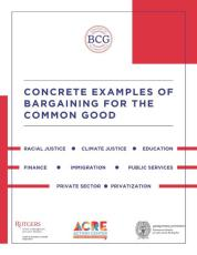 bargaining for the common good toolkit
