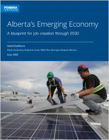 alberta emerging economy